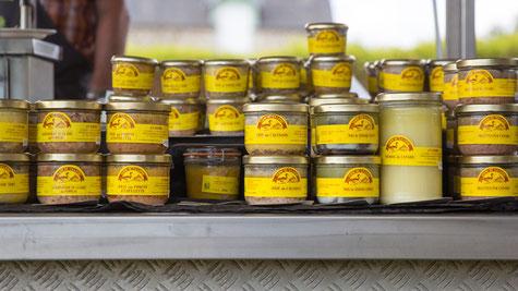 les produits de la ferme de la lande © gildashelye-photo