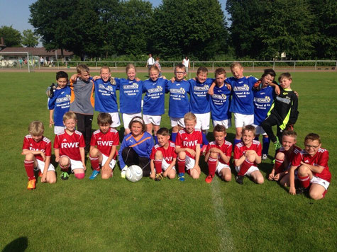 U9 und U11 in Bad Sassendorf