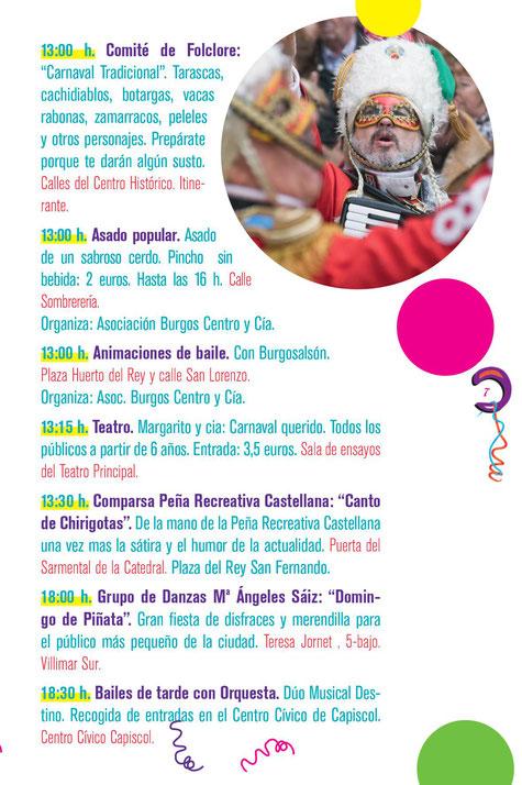 Carnaval de Burgos