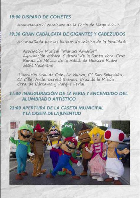 Feria de Mayo en Alhaurin el Grande