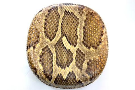 蛇側の7番目、8番目の皮