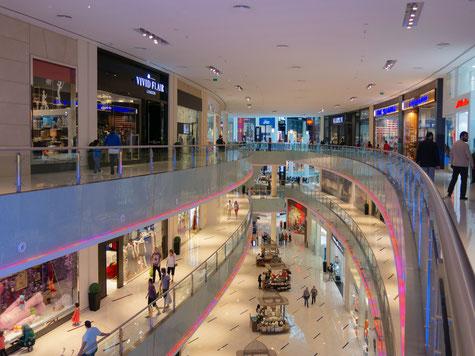 Shopping Malls in Dubai