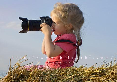 美女子的写真の撮り方