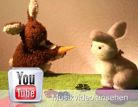 Paint it green - Musikvideo