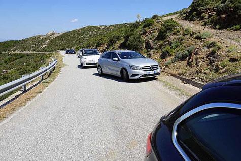 Autovermietung Sardinien