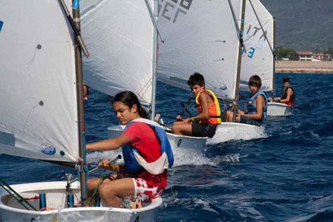 Segelschule auf Sardinien Circolo Nautico