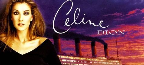 "Covers de Lover #7 : ""My heart will go on"" de Céline Dion."