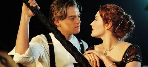 """""""Titanic"""" fut élu plus belle bande-originale d'un film d'amour selon nos lecteurs en 2014."""