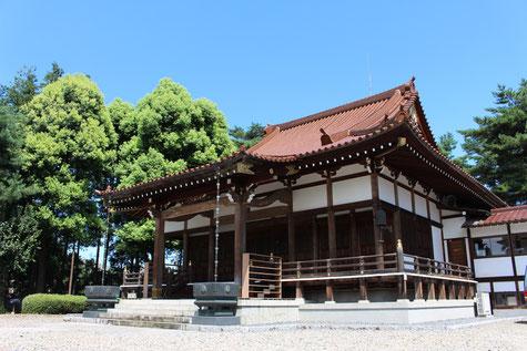 惠光寺 本堂