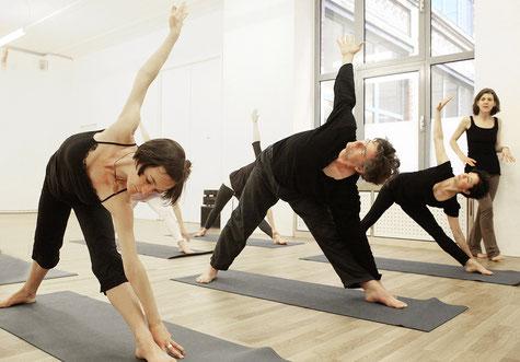 Yogakurse im Prenzlauer Berg