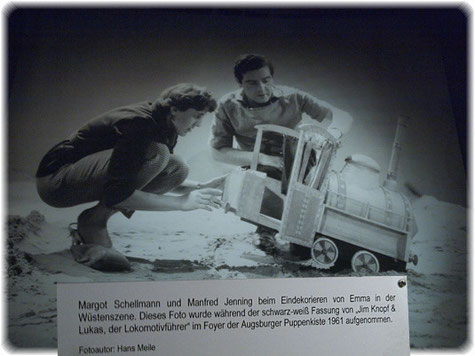 Emma - Jim Knopfs und Lukas Lokomotive