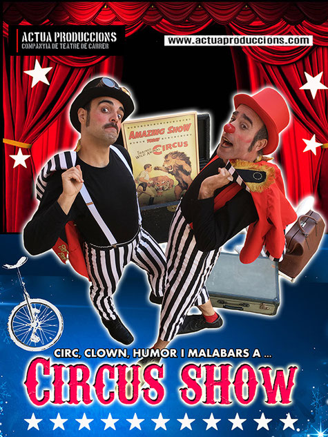 espectacle de circ