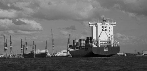 Vielen Schiffsfonds droht die Insolvenz.