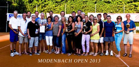 Modenbach Open 2013