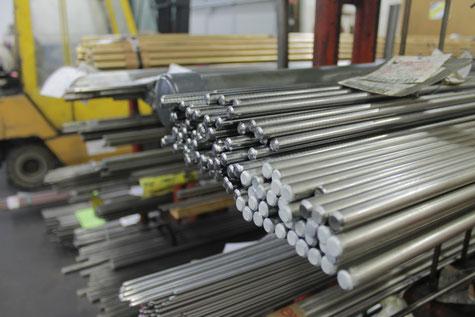 Stahl Edelstahl Messing Bronze Aluminium Titan