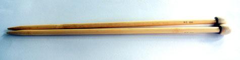 DIY, Stricknadel, Bambus, Bambusnadeln, Bambusstricknadel