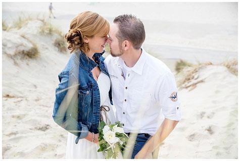 Hochzeit auf Norderney, Badekarren