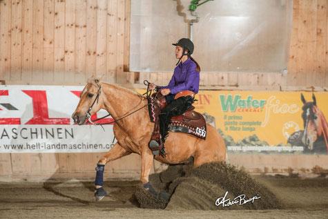 Hartmann Isabal - Novice Rider 2 mani