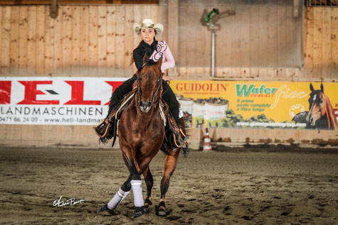 Perbellini Giorgia - Novice Rider