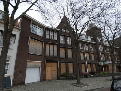 Sint Catherinagesticht, hoofdgebouw en zusterhuis Bergen op Zoom