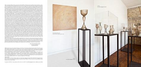 Pieghevole d'arte - fotografie, concept grafico, impaginazione e stampa