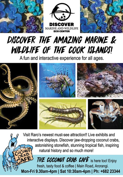 Discover marine and wildlife eco centre