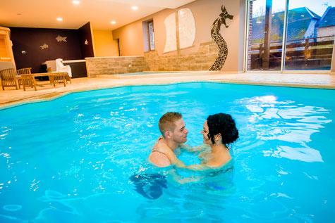 Séjour Douceur aux pierres chaudes (1 nuit, massage en duo aux pierres chaudes- à partir de 285€)