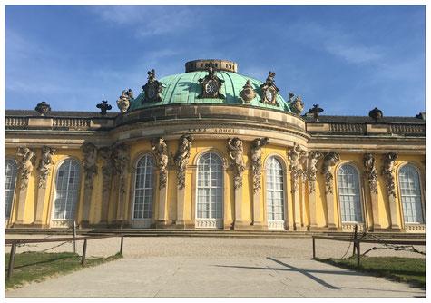 экскурсии в Потсдаме, групповые экскурсии в берлине