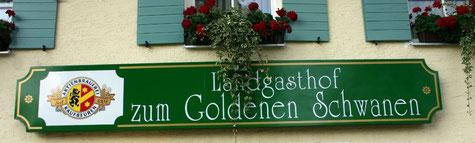 Hochzeit im Hotel Restaurat Landgasthof zum Goldenen Schwanen in Frankenried bei Kaufbeuren und Marktoberdorf