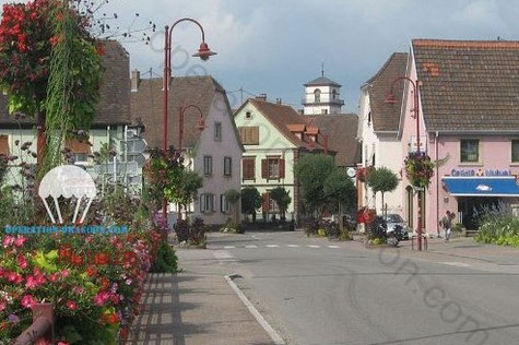 Drusenheim France. same place today.