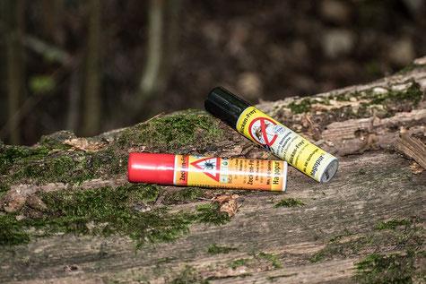 Insektenschutz und Mückenspray für die Jagd von Hagopur