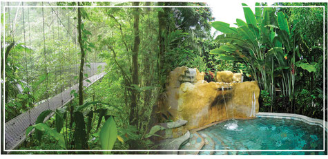 Vacacaciones en La Fortuna - Costa Rica