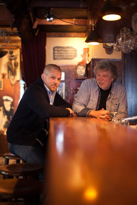 Ron & Smidse oprichter wijlen Ben Kuenenger