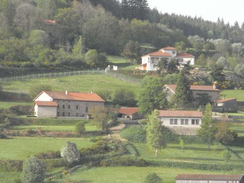 Partie Nord du hameau