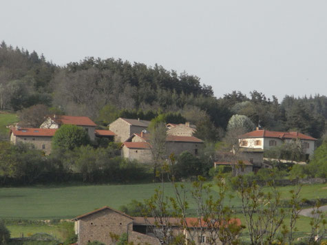 Partie Sud du hameau