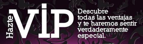 Promocion tarjeta vip DeDulce