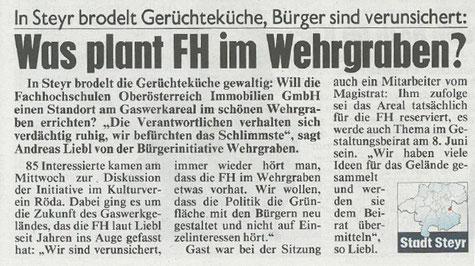 Neue Kronen Zeitung, 29.5.2015