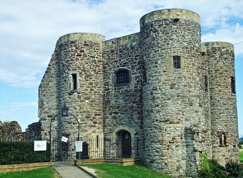 Town castle in Rye