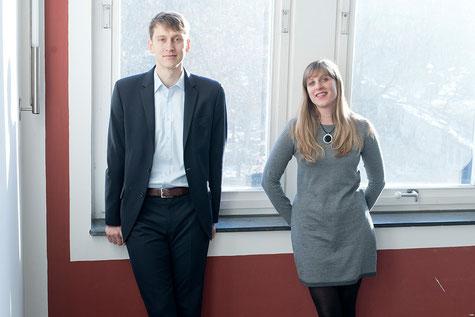 Linda & Sebastian Martin