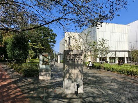 ●美術館では、ミレー展が開かれていました