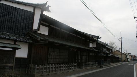 太田宿 旧脇本陣 林家住宅