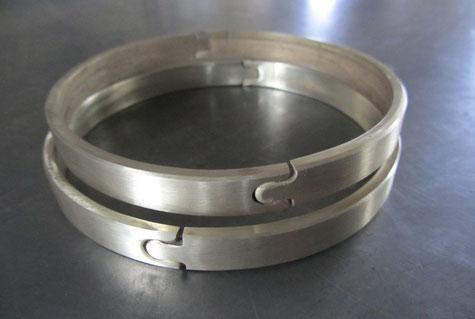Jungmann Schmierringe DIN 322 aus Stahl