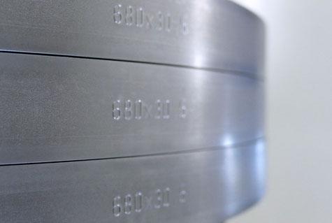 Festringe 680 x 30,5 mm