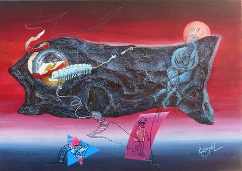 Rêve ambigu - Claude Rossignol