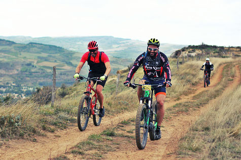 Ronde VTT des 3 Quilles 2019