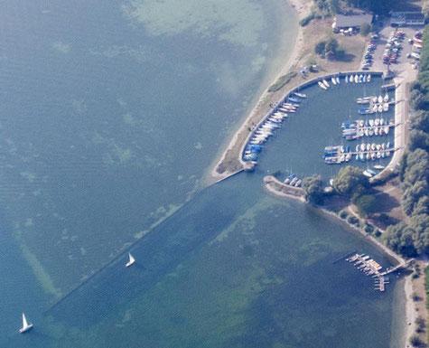 Luftbild Yacht-Club Radolfzell e.V.