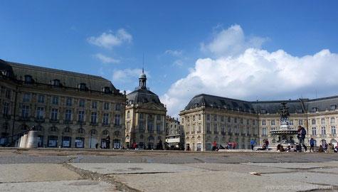 Place de la Bourse (Börsenplatz)