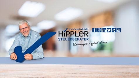 Hippler Steuerberater Dortmund Rentner Steuerberatung Bönen Steuererklärung Unna Hamm NRW
