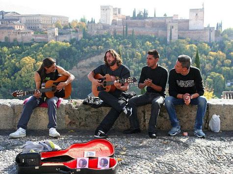 Ein Lied für Granada