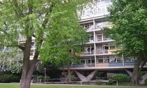 Corbusier-Haus im Hansaviertel